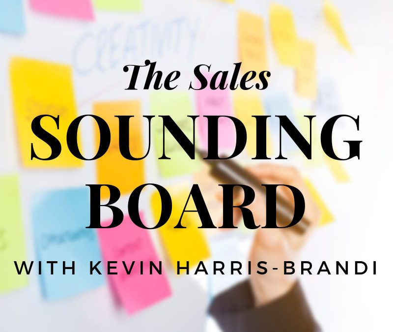 The Sales Sounding Board Podcast